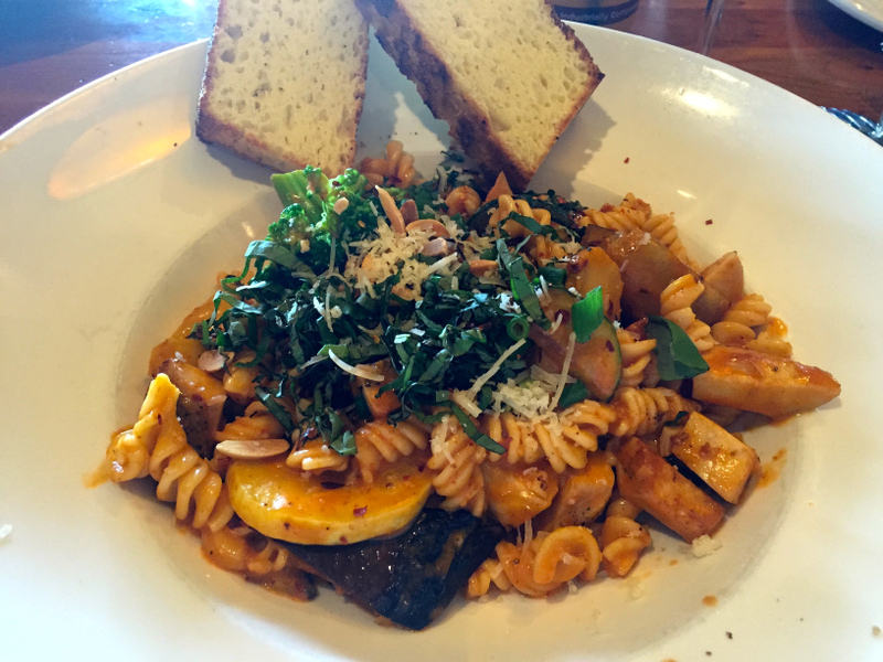 Picazzo's Spicy Thai Red Coconut Curry Pasta
